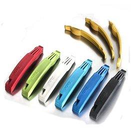 Tacx, Leviers a pneu T4600 (1) couleurs variées