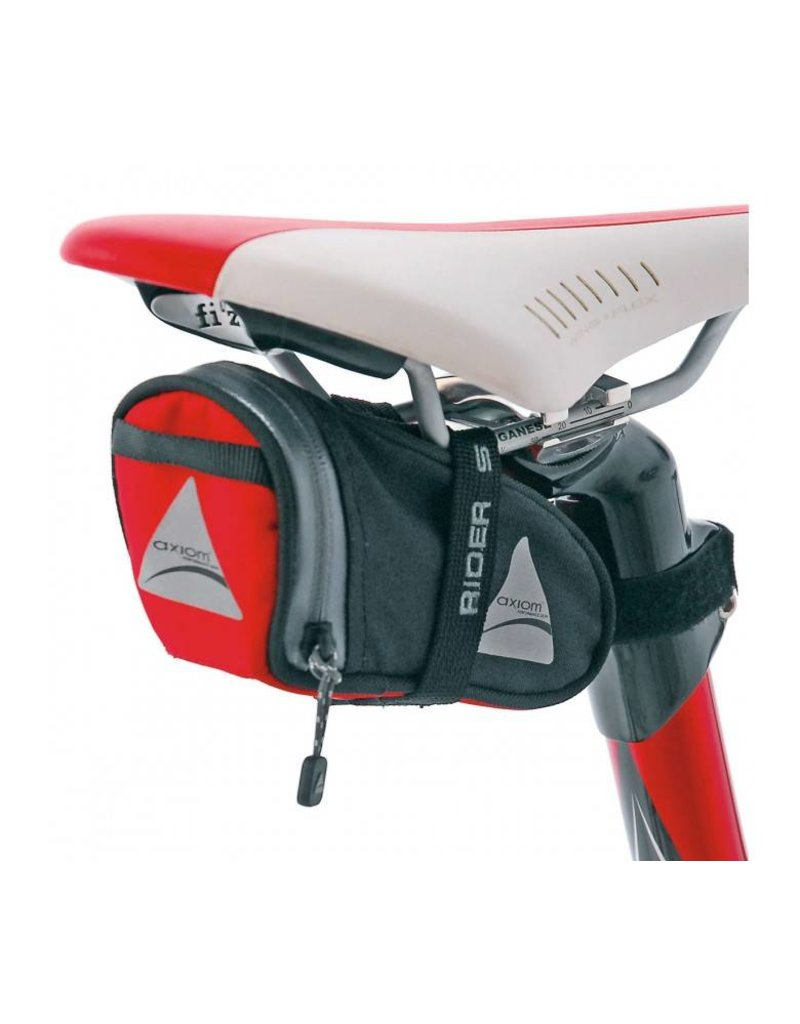 Axiom, Sac de selle Rider DLX Rouge