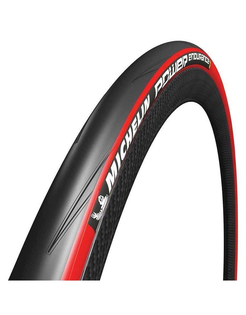 Michelin, Pneu Pliable, Power Endurance Rouge