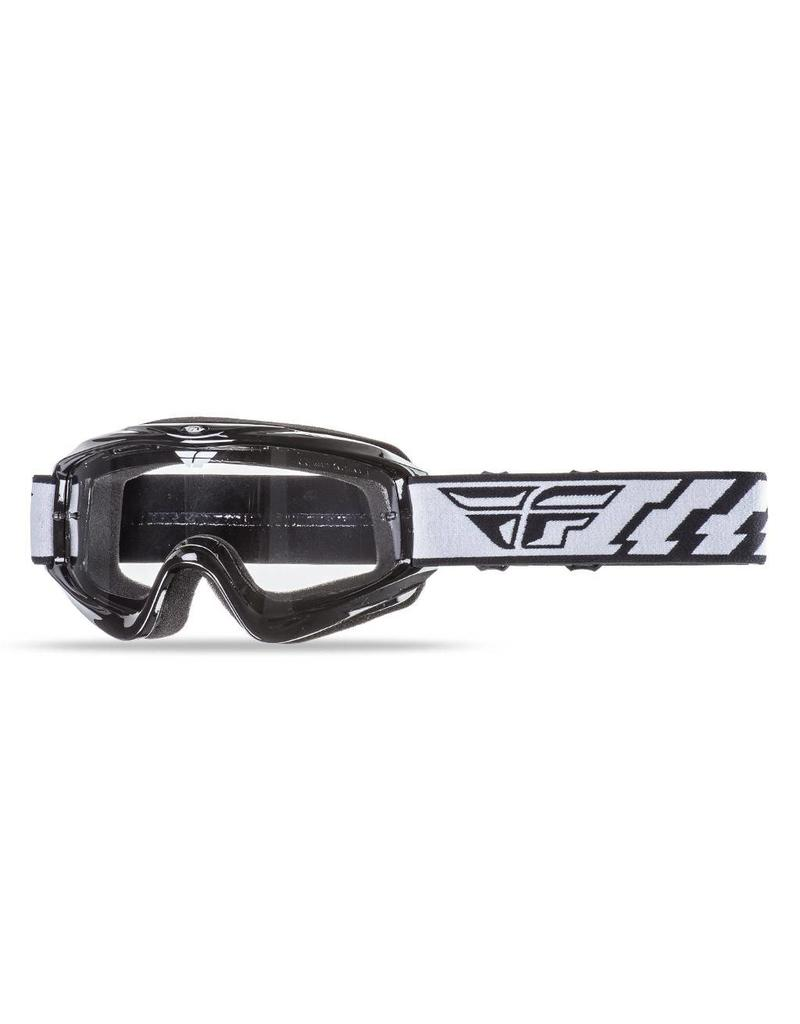Fly Racing, Goggle Focus adultes Noir