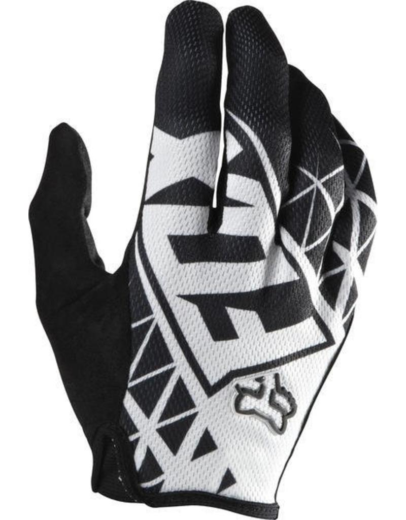 Fox, Gants Long Demo Noir/Blanc