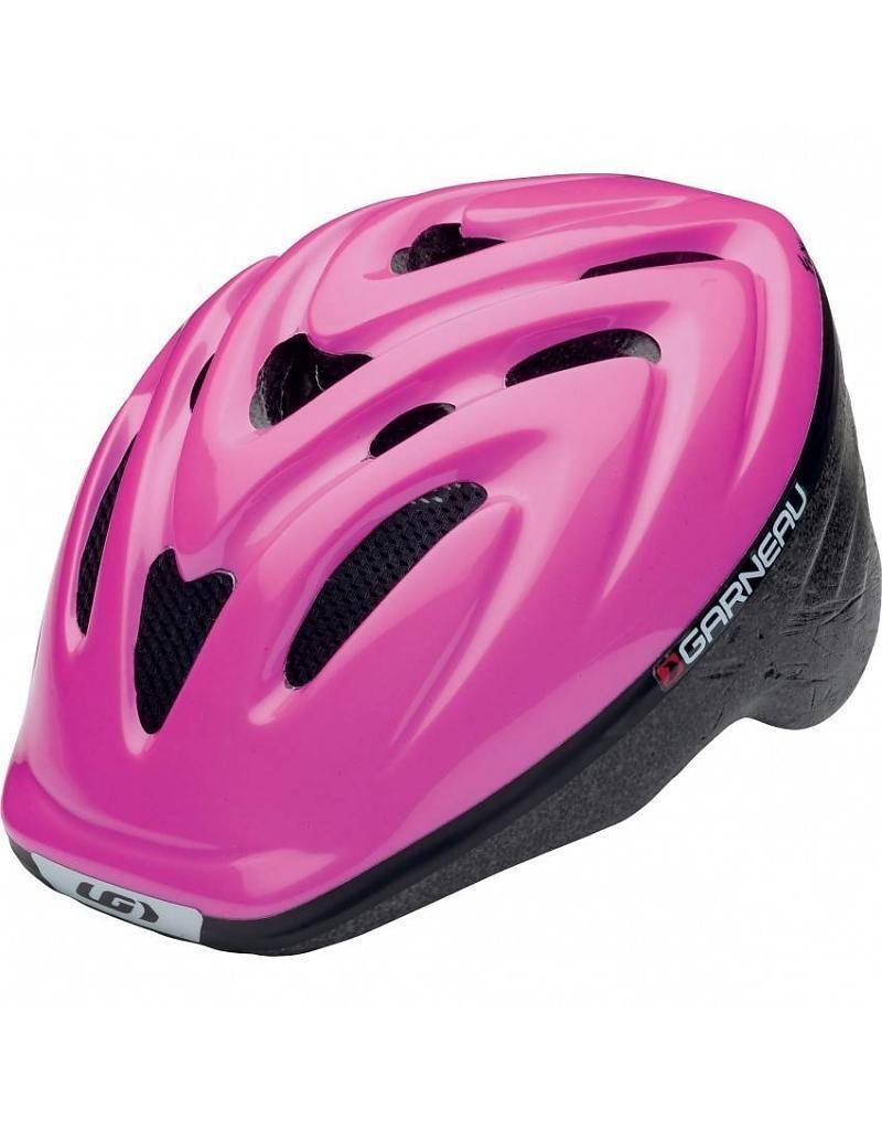 Louis Garneau, Casque Enfant Flow Rose