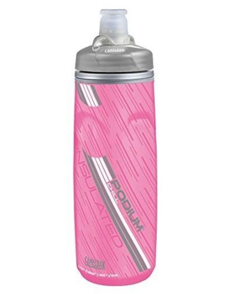 Camelbak, Bidon Podium Chill, Rose 600ml / 21oz