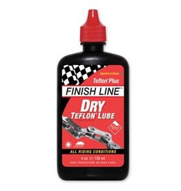 Finish Line, Lubrifiant Dry Teflon 120 ml