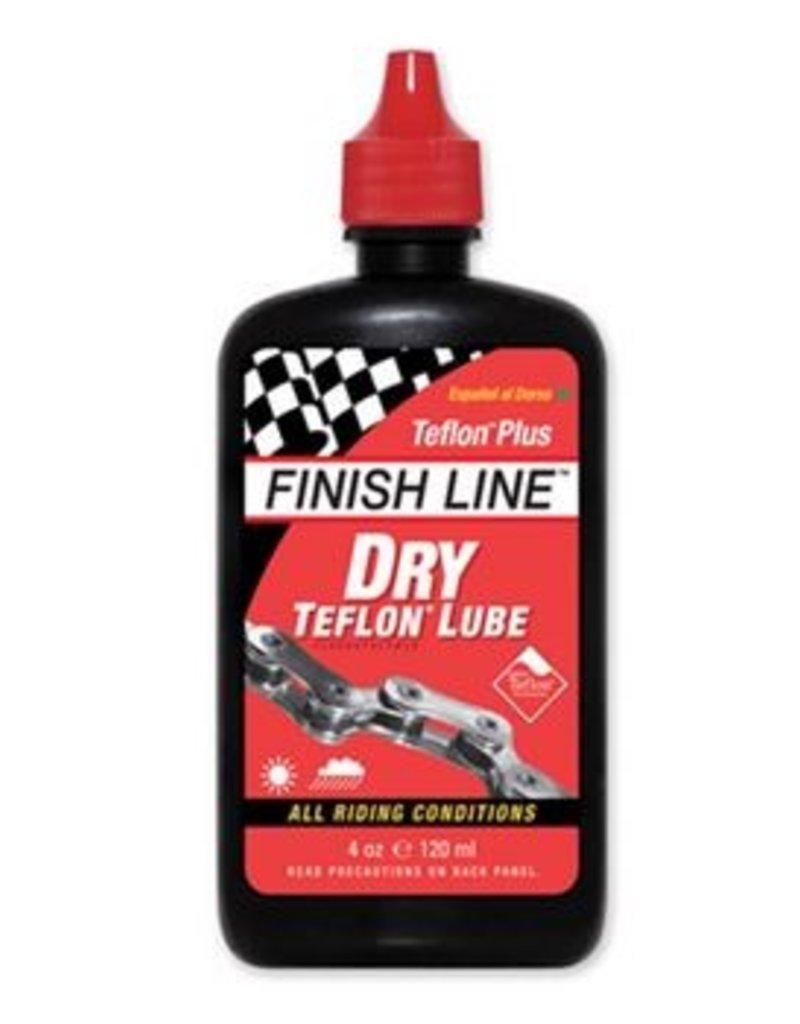 Finish Line, Lubrifiant Dry Teflon 120 ml