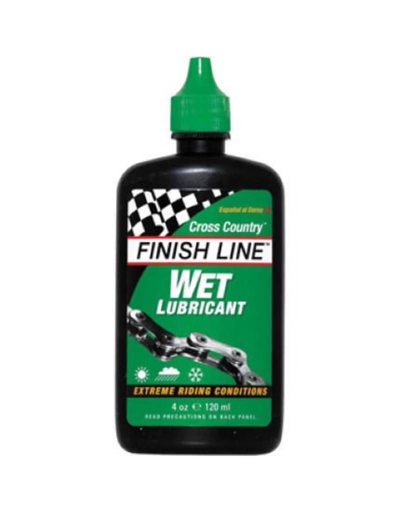 Finish Line, Lubrifiant Wet Cross Country 120 ml