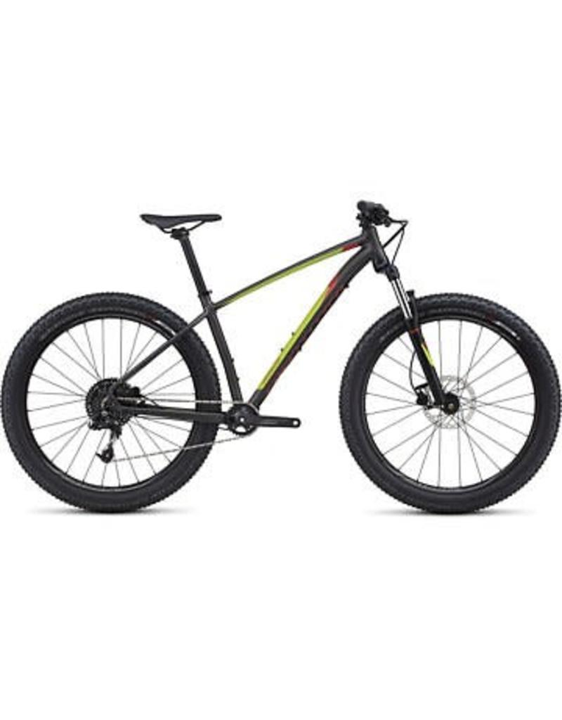 Specialized Specialized Fuse 6Fattie (Gris/lime)