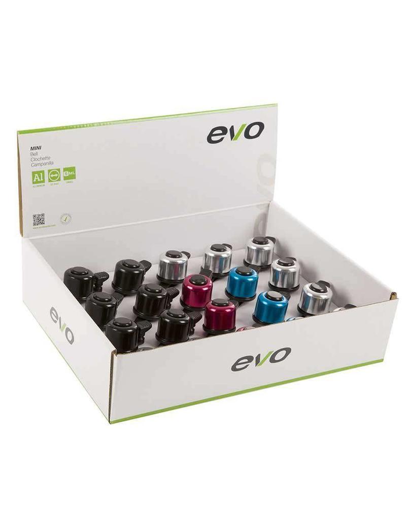 EVO, Mini, Clochette Couleurs Assorties