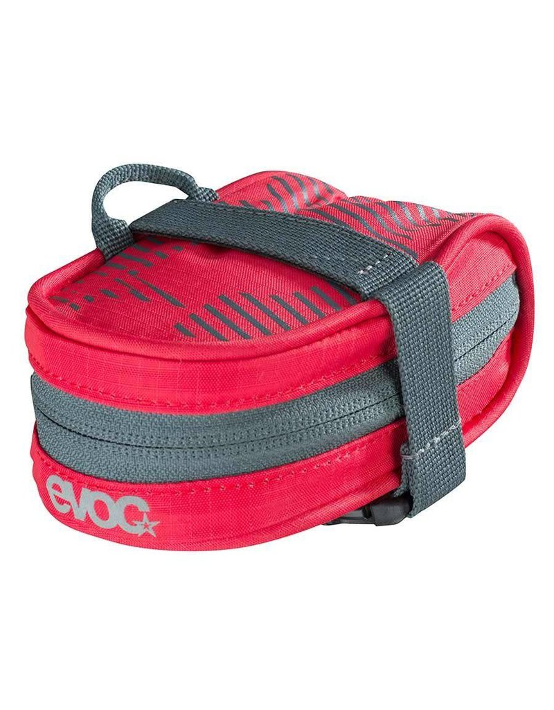 EVOC, Saddle Bag Race, Sac de selle, Rouge