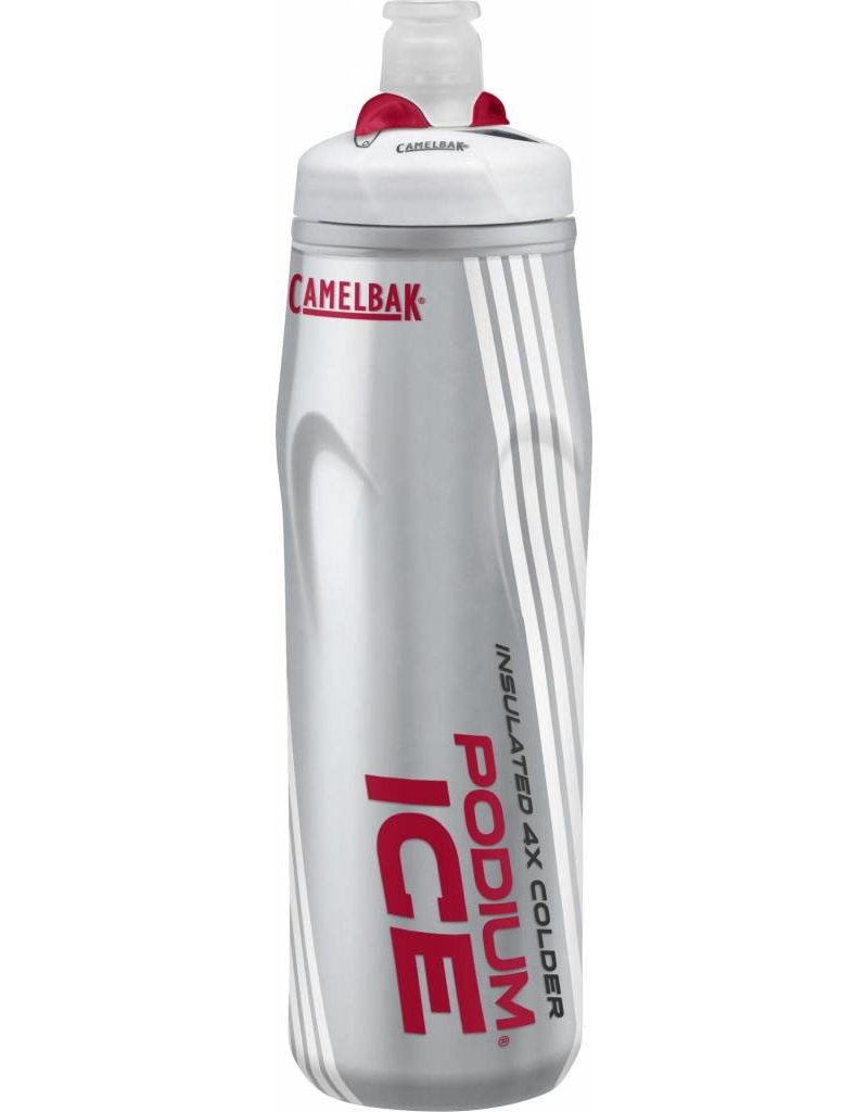 Camelbak, Bidon Podium ICE, 21oz (Rouge)