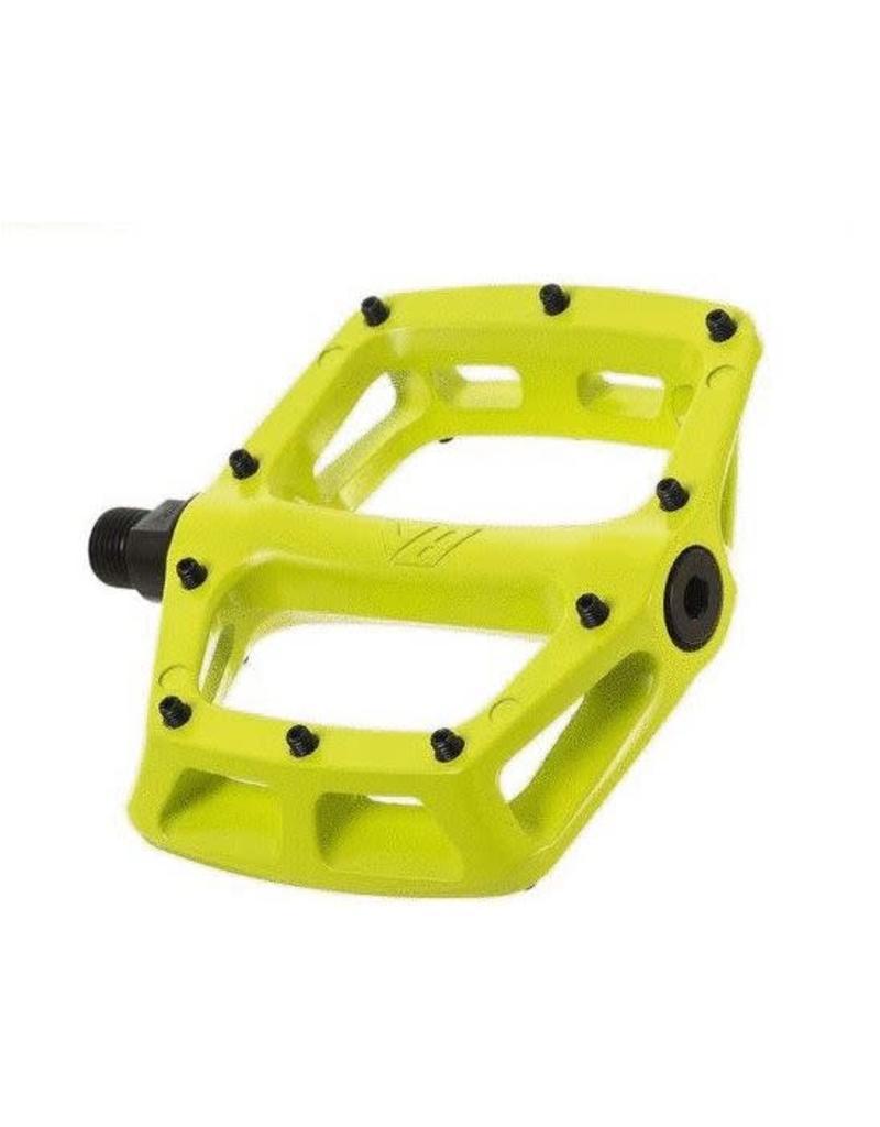 DMR, Pédales V8 V2 (Lime)