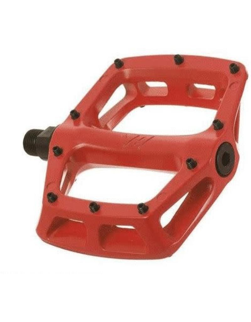 DMR, Pédales V8 V2 (Rouge)
