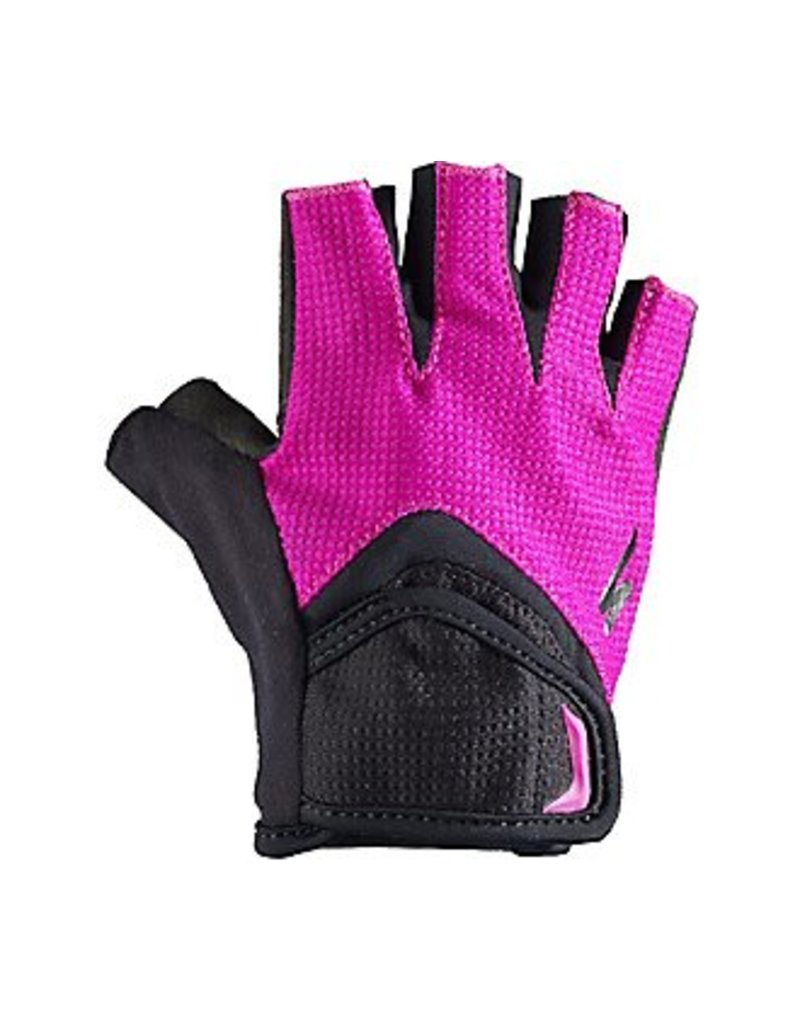 Specialized Equipement Specialized, Gants BG Kids (Noir/Rose)