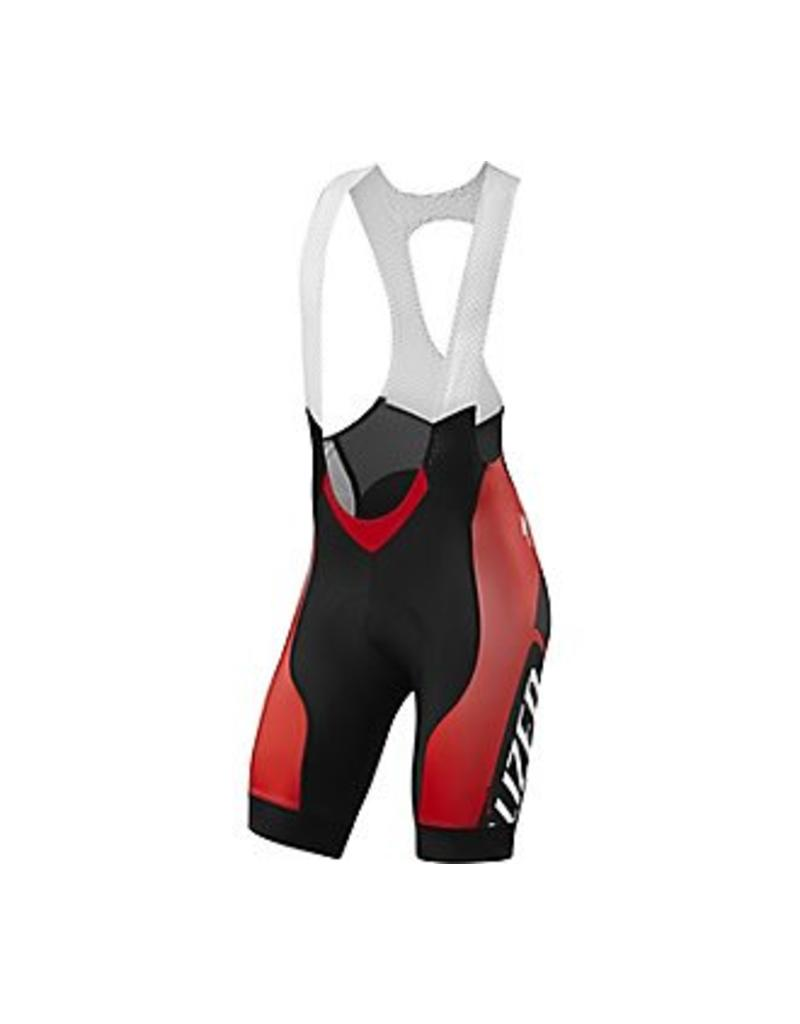 Specialized Equipement Specialized, Bib SL Pro Homme (Team Red/black)