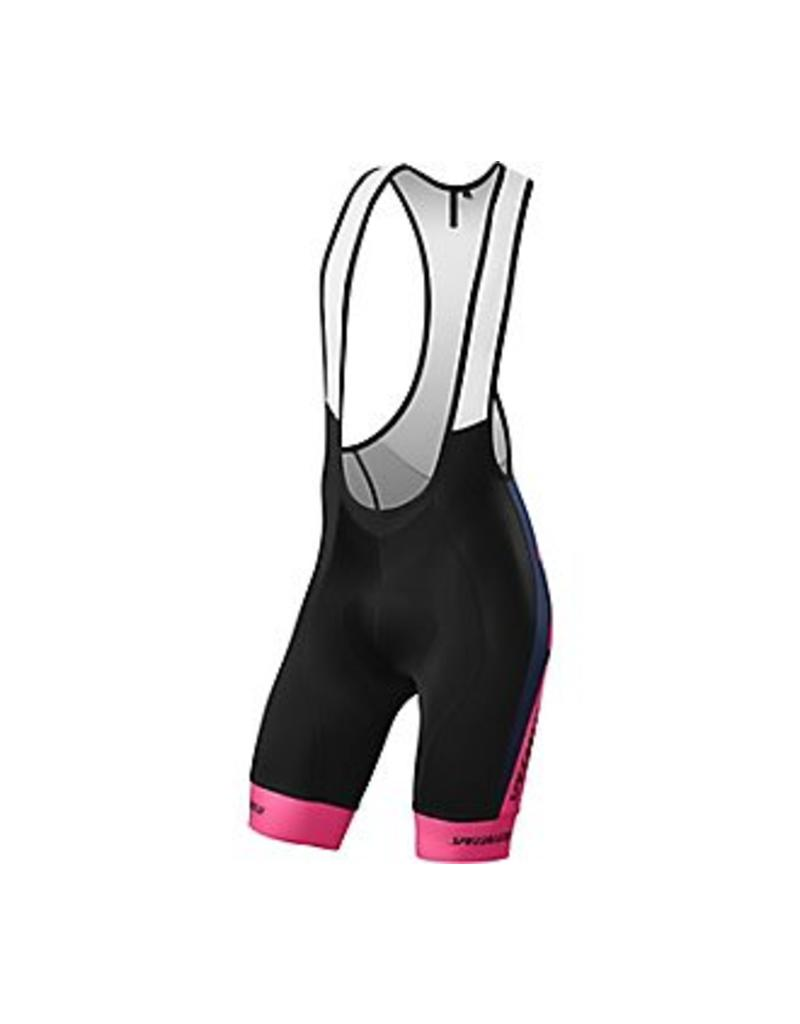 Specialized Equipement Specialized, Bib SL Expert Homme (Team Marin/Rose)