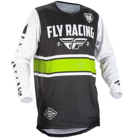 Fly Racing Fly Racing, Jersey Kinetic Era (Noir)