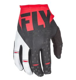 Fly Racing Fly Racing, Gants Kinetic (Noir/Rouge)
