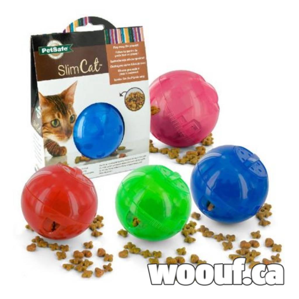 Slim Cat - Treat Ball