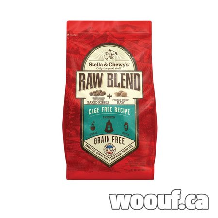 Stella & Chewy Raw Blend - Cage Free Recipe / Volaille