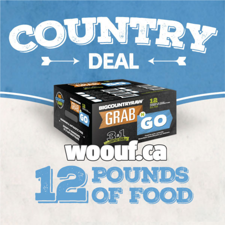 BCR Grab N Go - Country Deal 12lbs