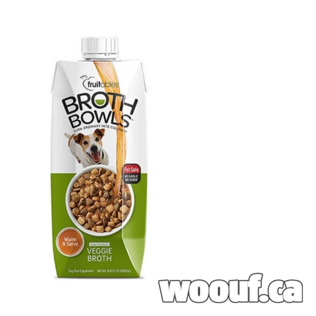 Fruitables - Broth Bowls - Vegetable 500ml