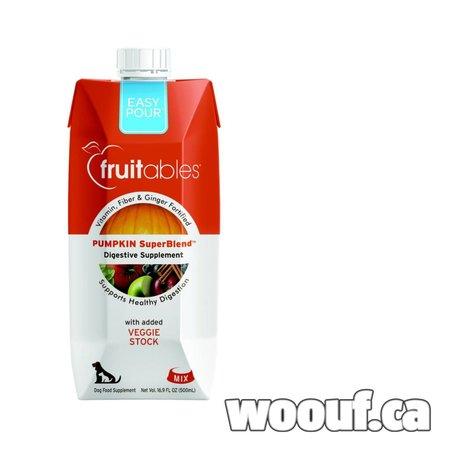Fruitables - Supplement Easy - Citrouille 500ml