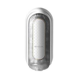 Tenga Tenga Flip Zero EV Vibrating Stroker, White