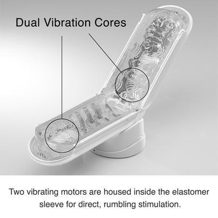 Tenga Tenga Flip Zero Vibrating Stroker