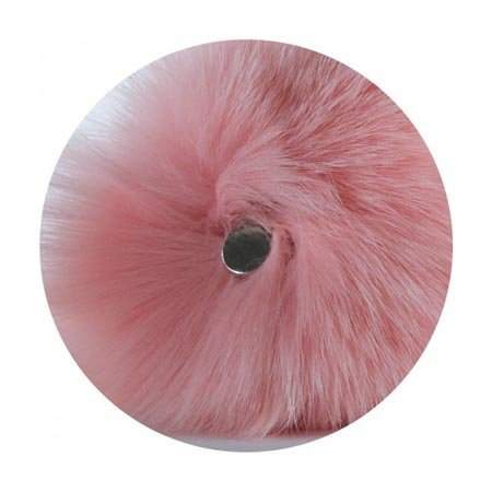 Crystal Delights Magnetic Faux Fur Bunny Tail