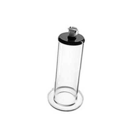 Advanced Genital Pumping Cylinder for Trans Men, 4 inch length