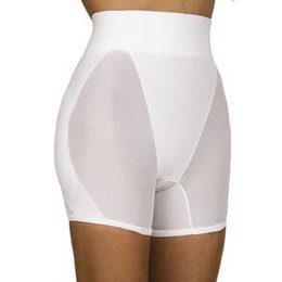 Underworks Rear and Hip Padded Brief 514, White