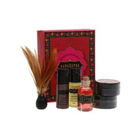 Kama Sutra Kama Sutra Weekender Kit, Strawberry Dreams