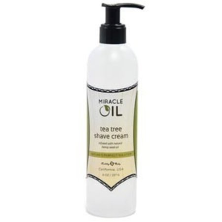 Earthly Body Miracle Oil Shave Cream