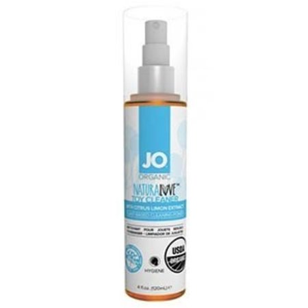 System Jo JO Organic Naturalove Toy Cleaner