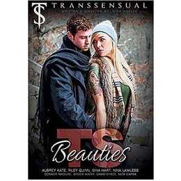 TS Beauties DVD