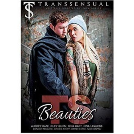 Trans Sensual TS Beauties DVD
