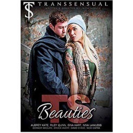 TS Beauties DVD