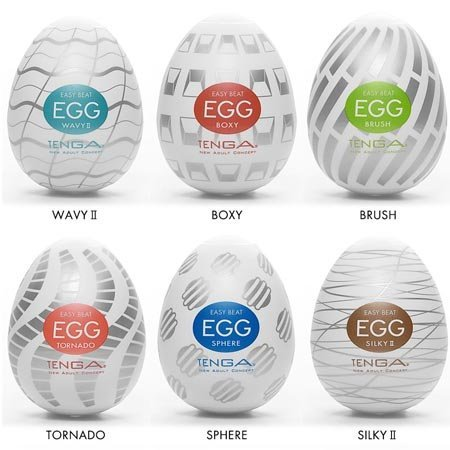 Tenga Egg New Standard