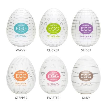 Tenga Egg Original