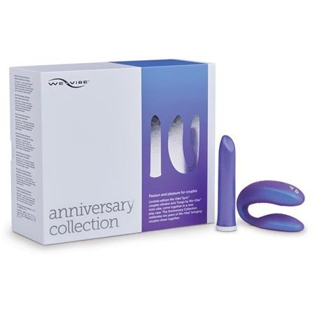 WOW Tech Group We-Vibe Anniversary Collection