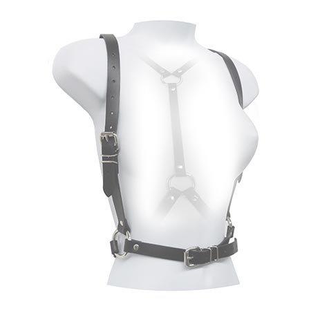 Skinny Suspender Body Harness