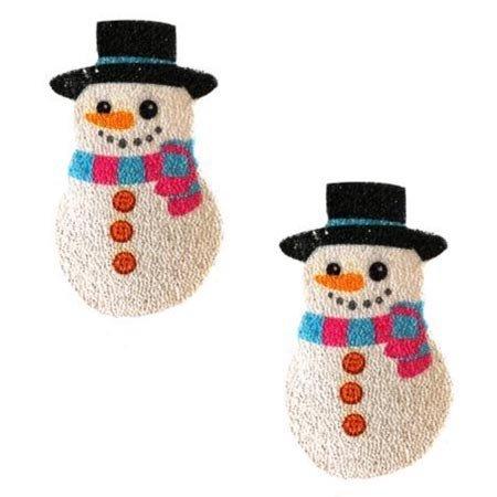 Neva Nude Nipztix Snowman Glitter Pasties