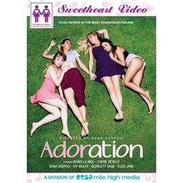 Sweetheart Video Adoration DVD