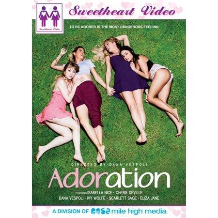 Sweetheart Video Adoration DVD
