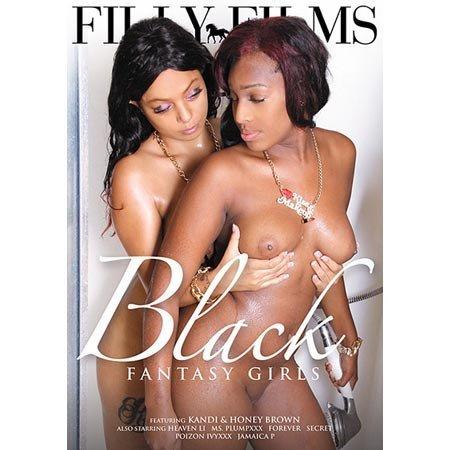 Filly Films Black Fantasy Girls DVD