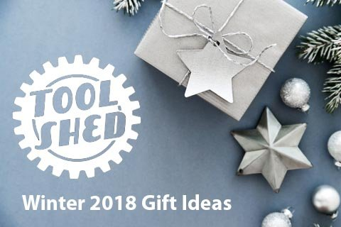 Winter 2018 Holiday Tool Shed Staff Picks