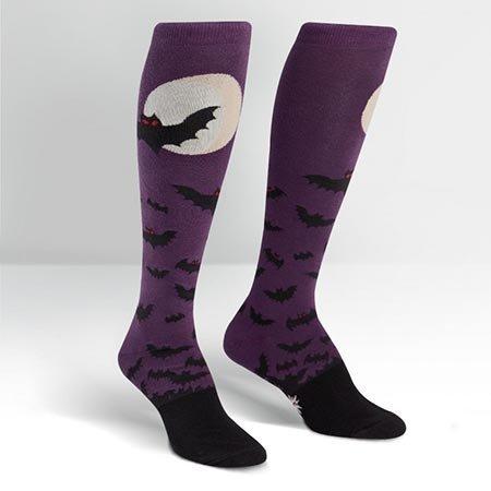 Sock It To Me Batnado Knee Socks