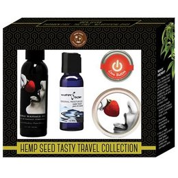 Earthly Body Earthly Body Tasty Travel Collection, Strawberry