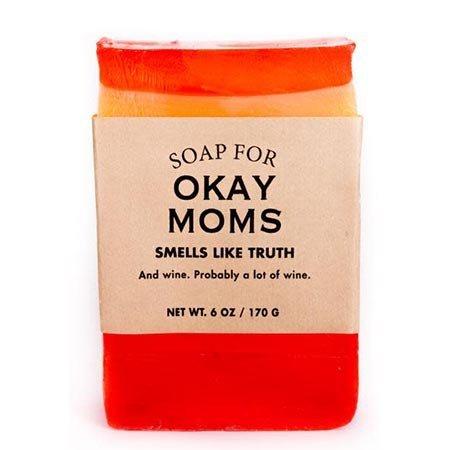 Whiskey River Soap Co. Soap for Okay Moms