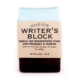 Whiskey River Soap Co. Soap for Writer's Block